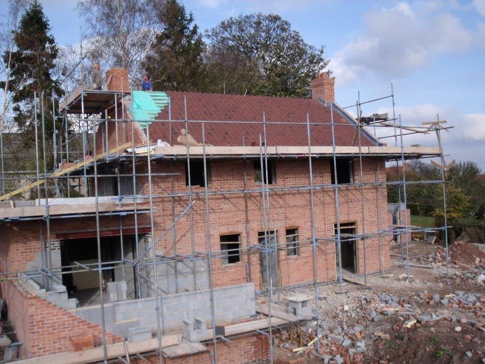 Taylor eve ltd building contractors new home builder in for New home building contract