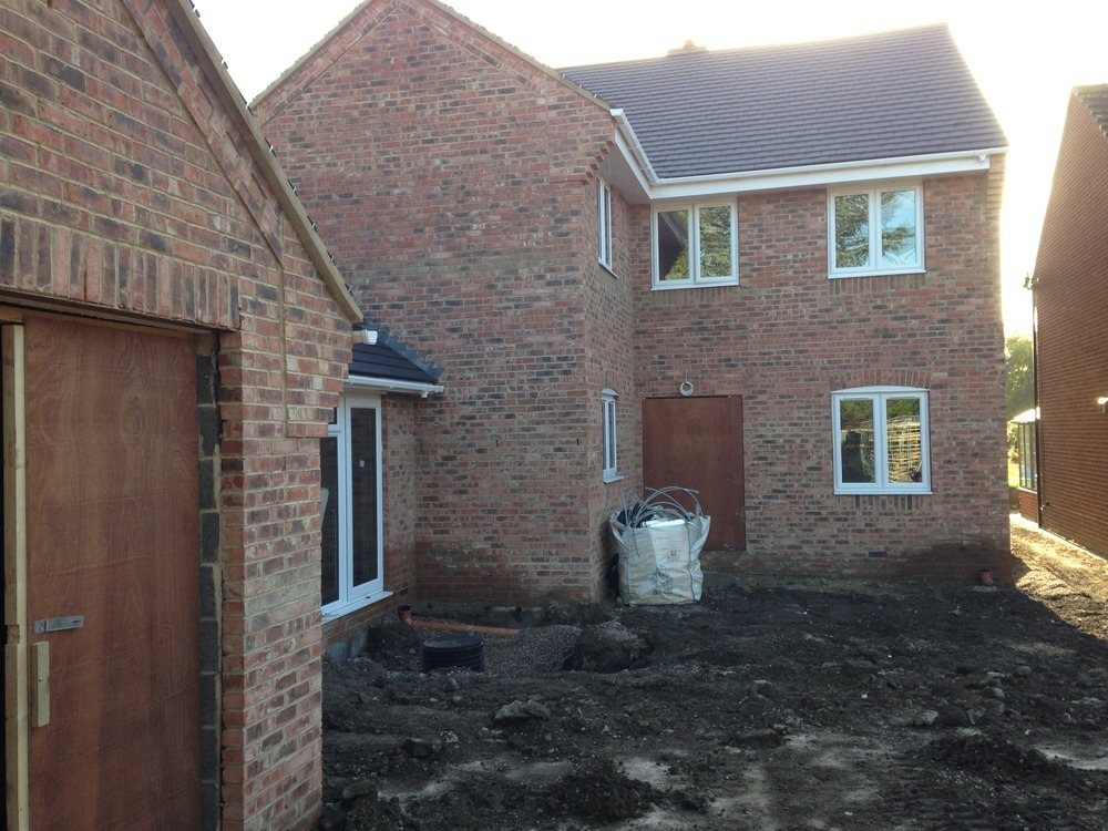 taylor eve ltd building contractors  new home builder in chesterfield