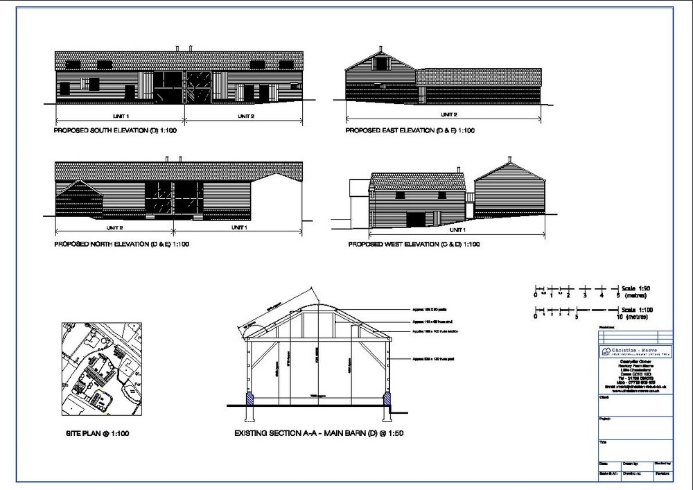 Christian Reeve Architectural Design Consultants