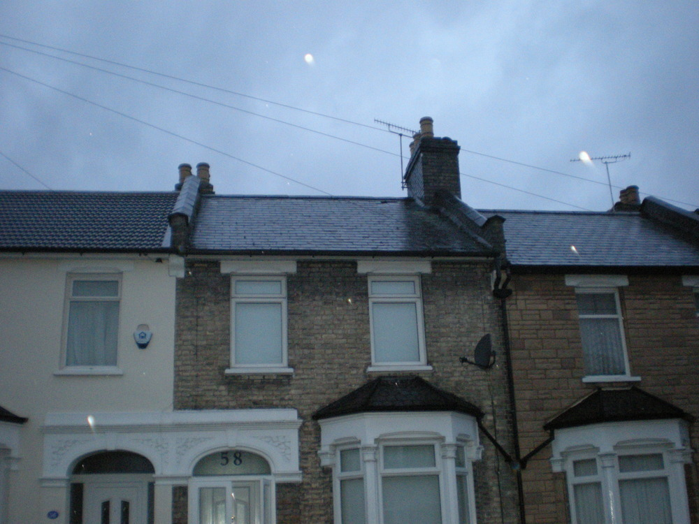 Roof Replacement Victorian Terraced House Walthamstow