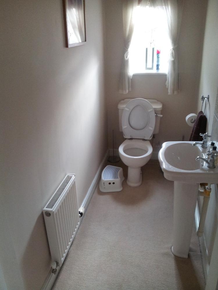 Fit Tile Three Bathrooms Bathroom Fitting Job In Runcorn Cheshire Mybuilder