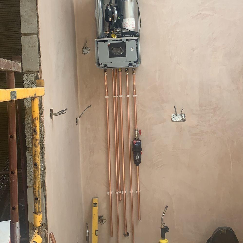 DD heating services: 100% Feedback, Heating Engineer, Gas ...