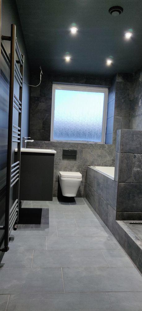 LAD Services LTD: 100% Feedback, Bathroom Fitter, Painter ...