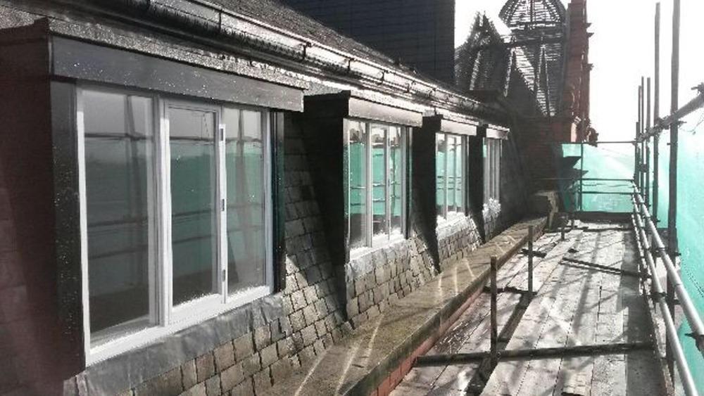J Amp B Building Amp Roofing 94 Feedback Roofer Chimney