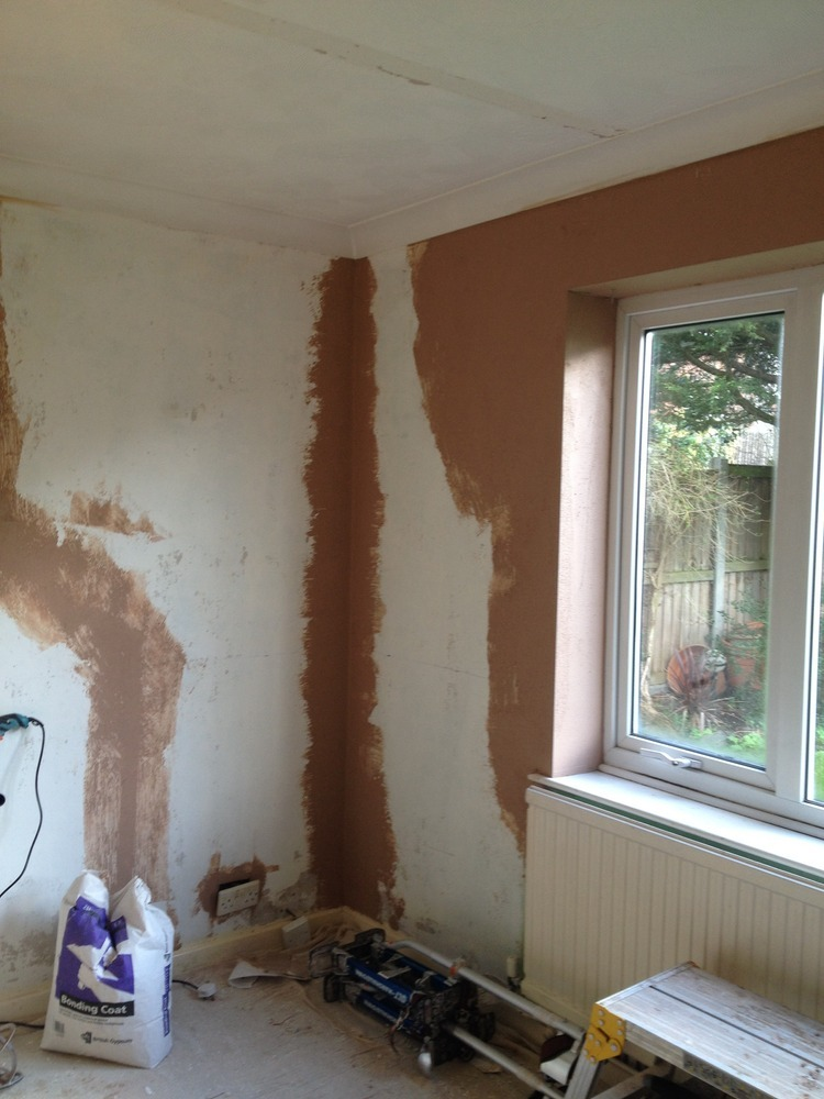 how to get the plastering for residential buliber