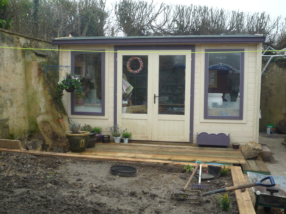 Moving A Dunster House Lantera Cabin Carpentry Joinery