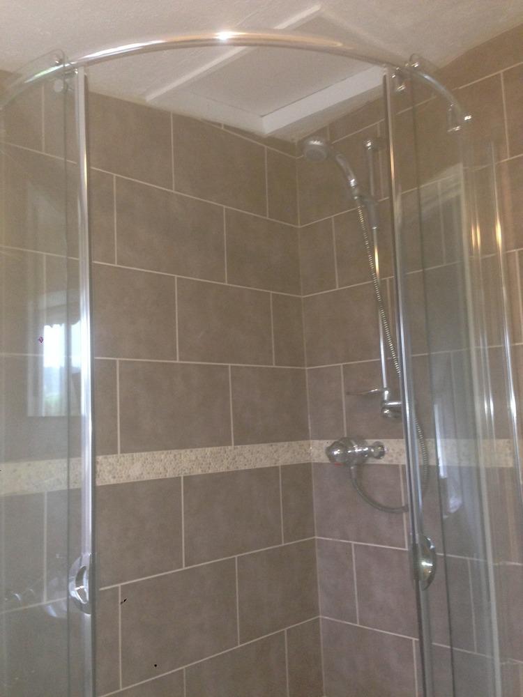 Lighting Basement Washroom Stairs: Lockwood Construction: 100% Feedback, Extension Builder