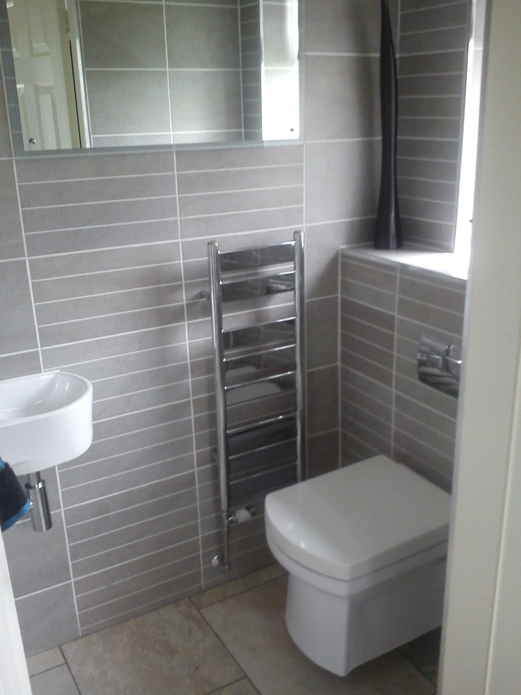 Moorlands home services 100 feedback bathroom fitter for Bathroom design qualification