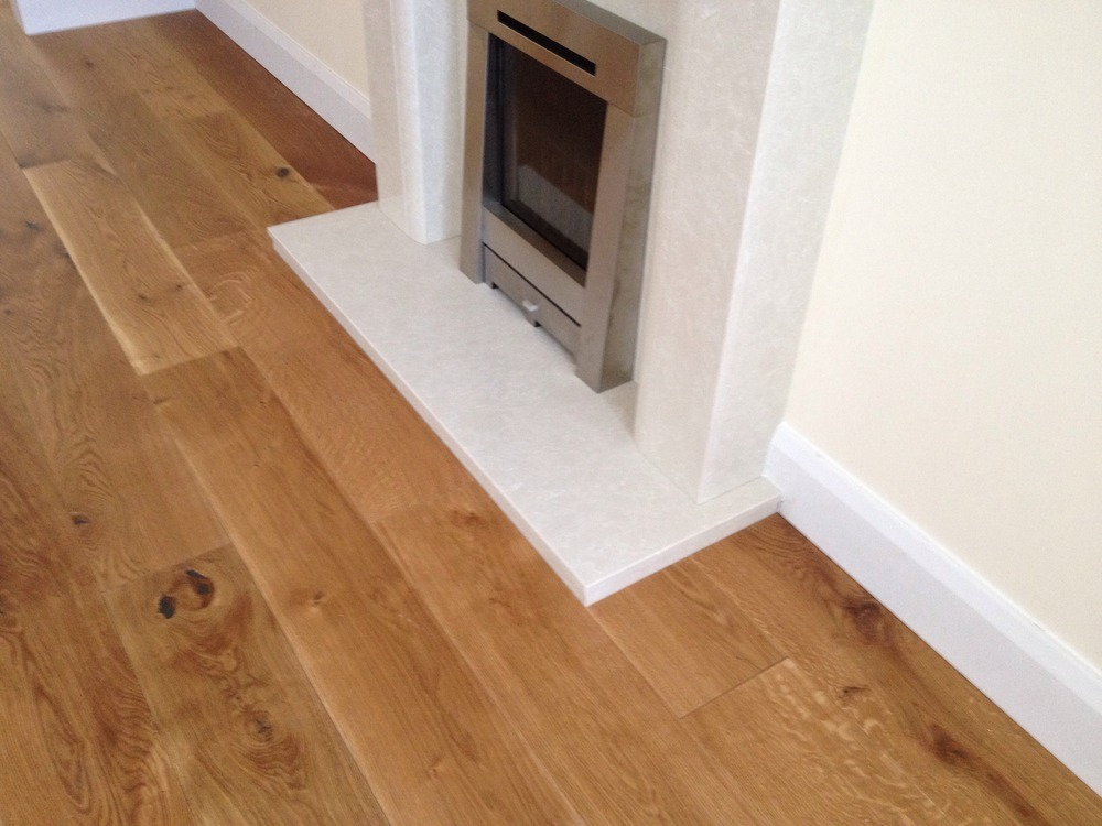 Flooring fitter in wigston for Hardwood skirting