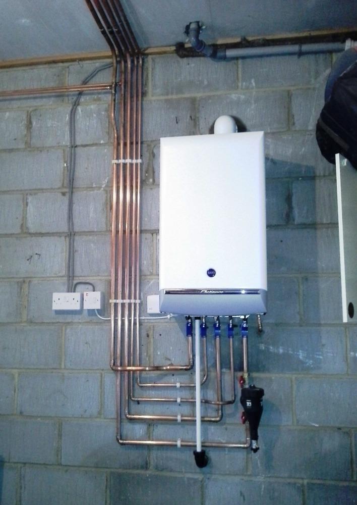Gallaghers Gas 100 Feedback Gas Engineer Heating