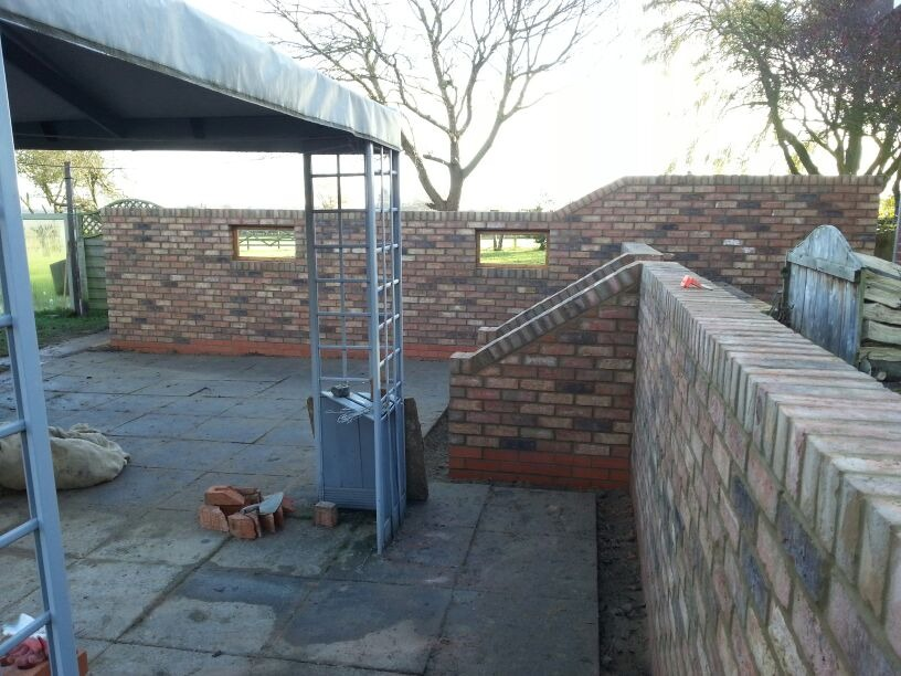 Louis Penn 100 Feedback Repointing Specialist In Louth