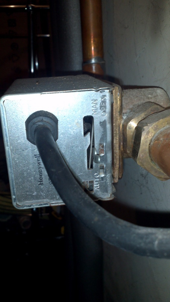 Boiler working: hot water ok, but no radiators heating - Central ...