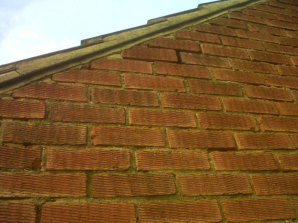 Roof Repair And Gable End Re Pointing Roofing Pitched