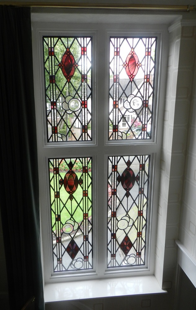 Knowles Stained Glassworks Ltd 100 Feedback Window