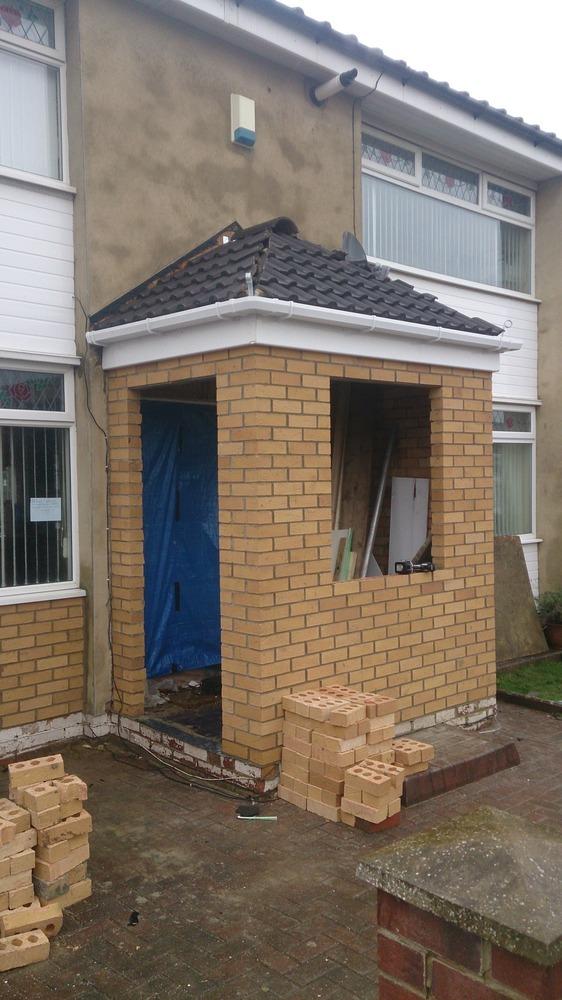 Bebbington joinery building services 100 feedback for Best bathrooms hartlepool