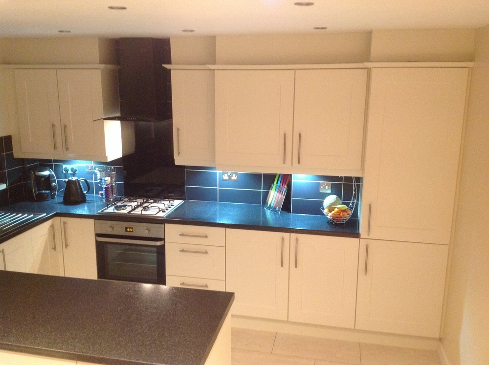 Steve Larke Carpentry Services 98 Feedback Kitchen
