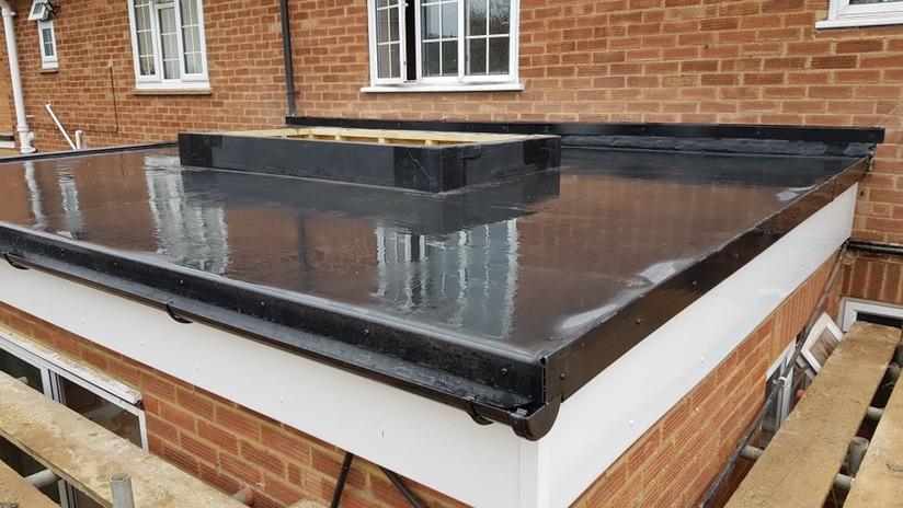 Browns Blacktops Roofing Amp Building Flat Roofer
