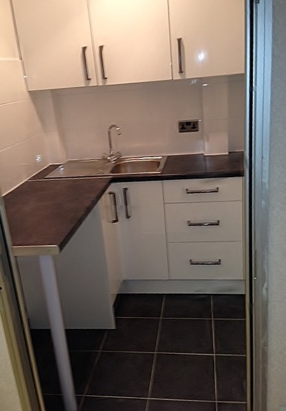 Vr contractors ltd 100 feedback painter decorator for Small office kitchen