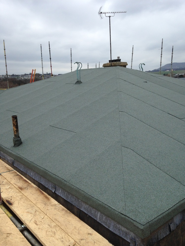 Active Roofing Amp Building Services 100 Feedback Pitched
