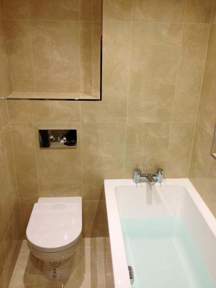 D P Bathrooms 100 Feedback Bathroom Fitter In Cornwall