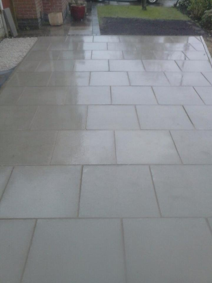 Indian Stone Flags >> S.Inch Builders: 100% Feedback, Driveway Paver ...
