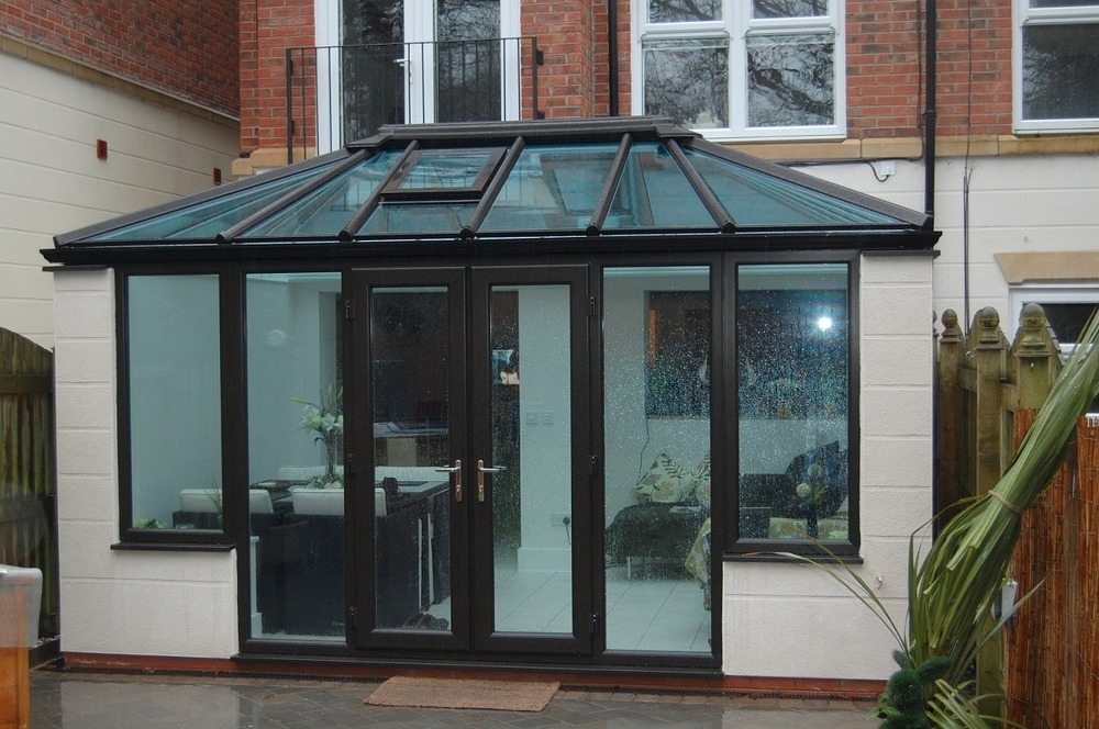 Build New Conservatory Mid Terrace House