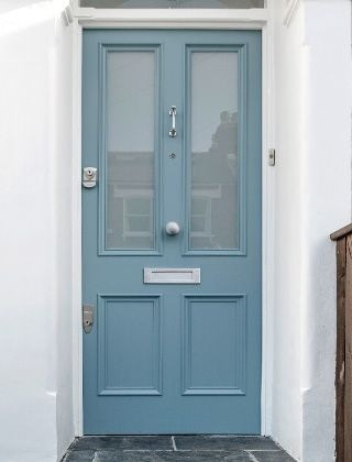 Wooden victorian style front door - Carpentry & Joinery job in ...