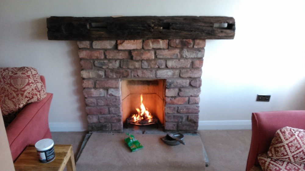 Solid Fuel Innovations 100 Feedback Chimney Fireplace