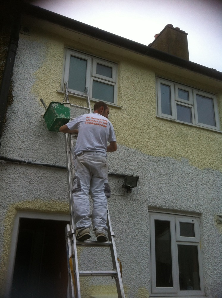 Dc decorating services: 100% Feedback, Painter & Decorator in Stevenage