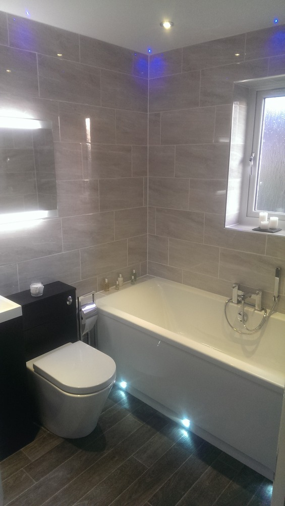 Flush Fitting 100 Feedback Bathroom Fitter In Birmingham