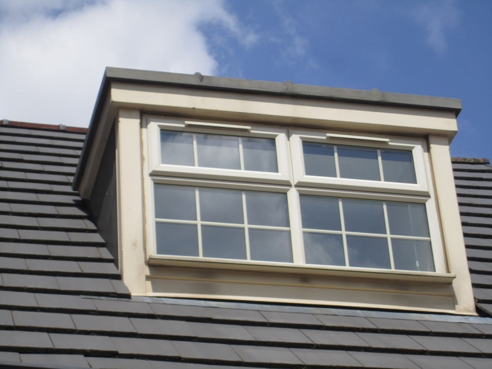 Damp Around Dormer Window Amp Lead Flashings Repair