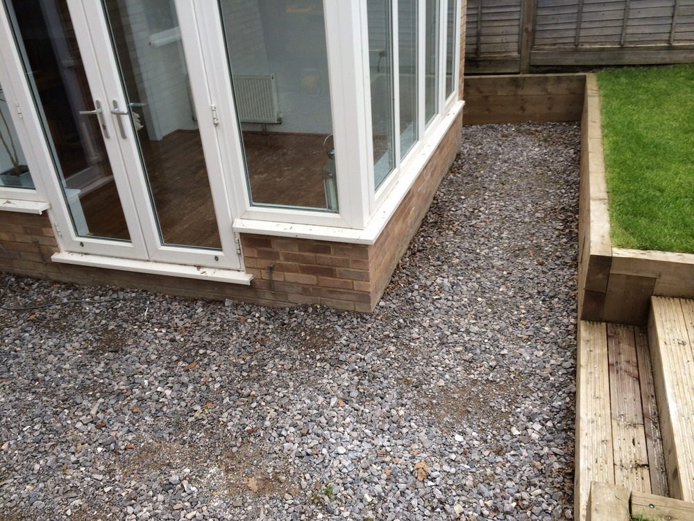 Lay Patio On Newly Laid Sub Base 30m2 Slabs Supplied