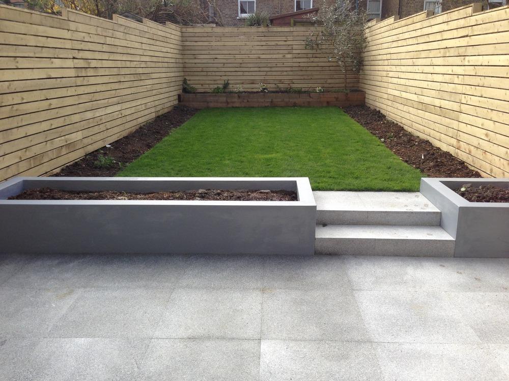 Cercis 100 Feedback Landscaper Gardener Decking