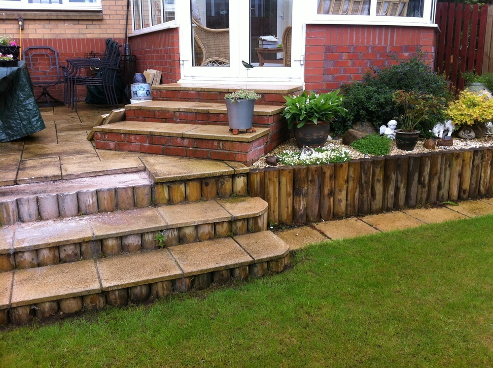 21 fantastic garden landscaping glasgow area for Garden design ideas glasgow
