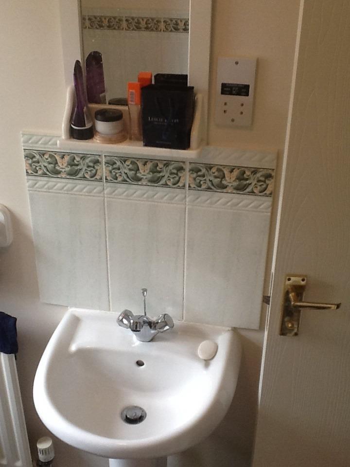 Retiling Of Bathroom And En Suite Walls Regrout Porch