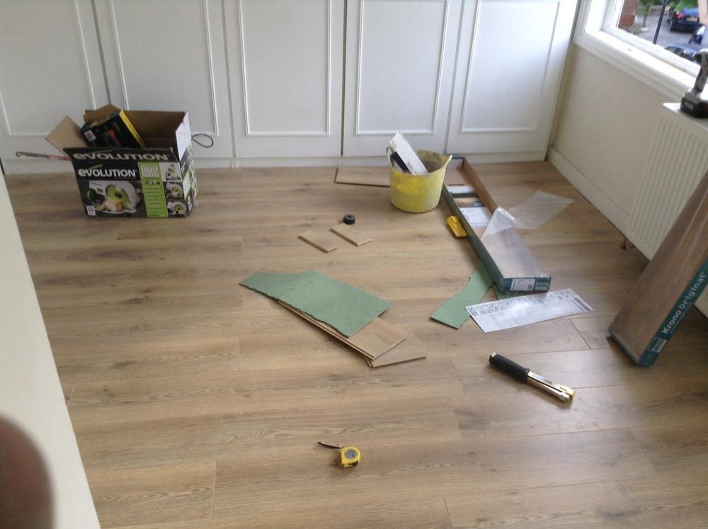 Trim Down Floorers 80 Feedback Flooring Fitter In Leyton
