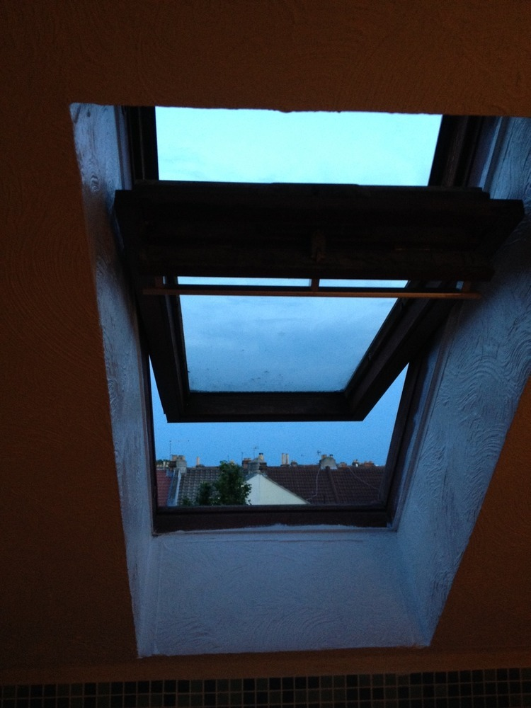 Replace Like For Like Small White Velux Ggl 6 Window