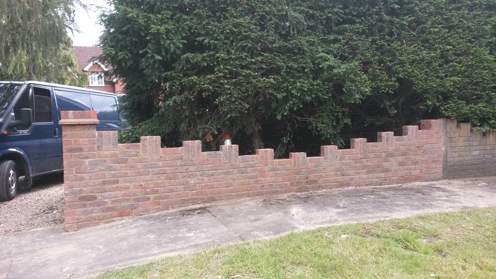 John Power Brickwork 100 Feedback Bricklayer In Swanley