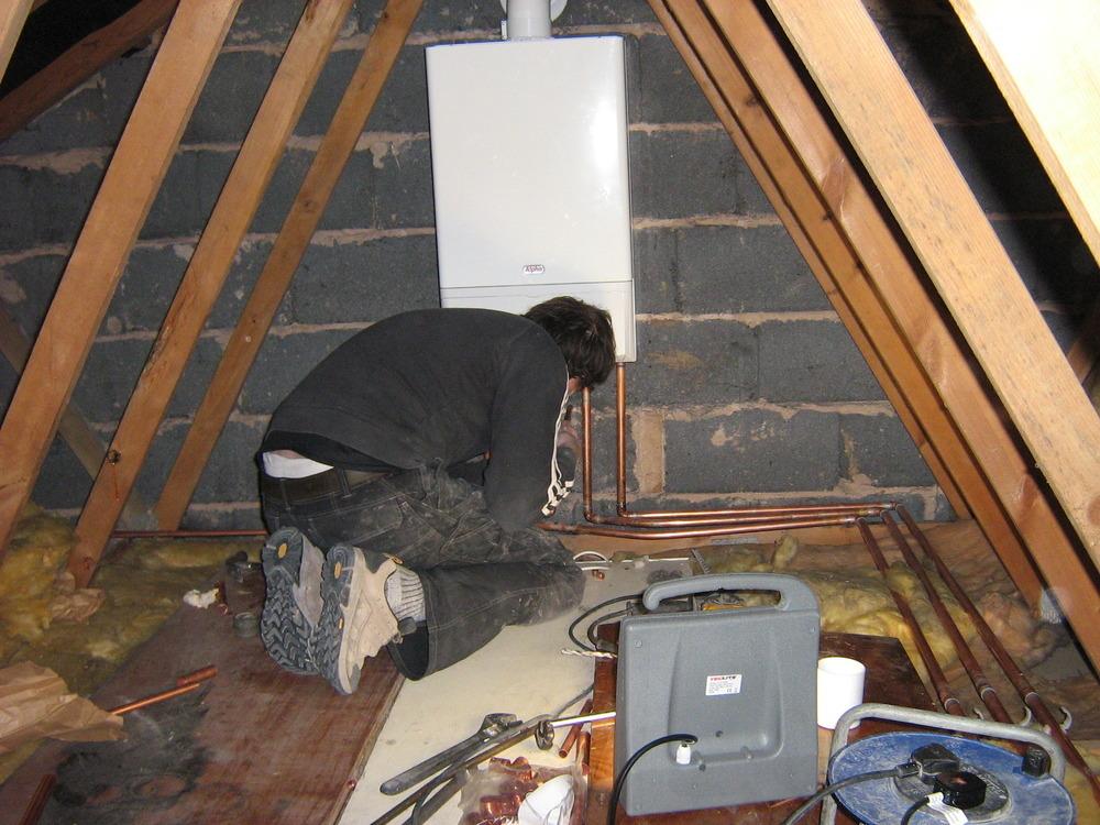 Ath Plumbing And Heating 100 Feedback Heating Engineer