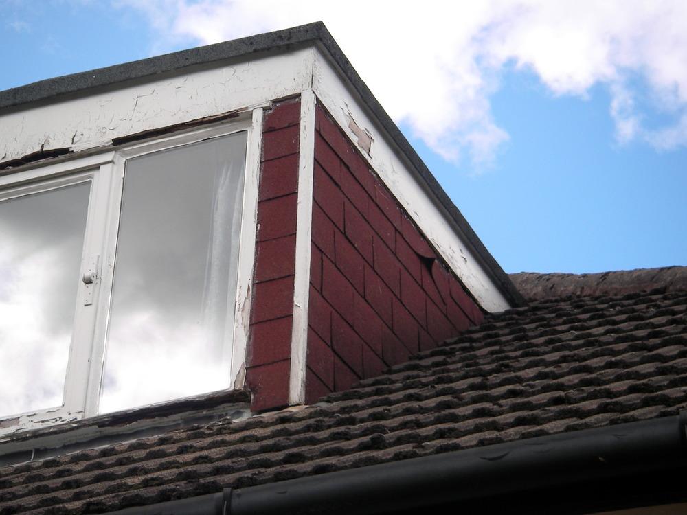 Paint Exterior Of 3 First Floor Dormer Windows Painting
