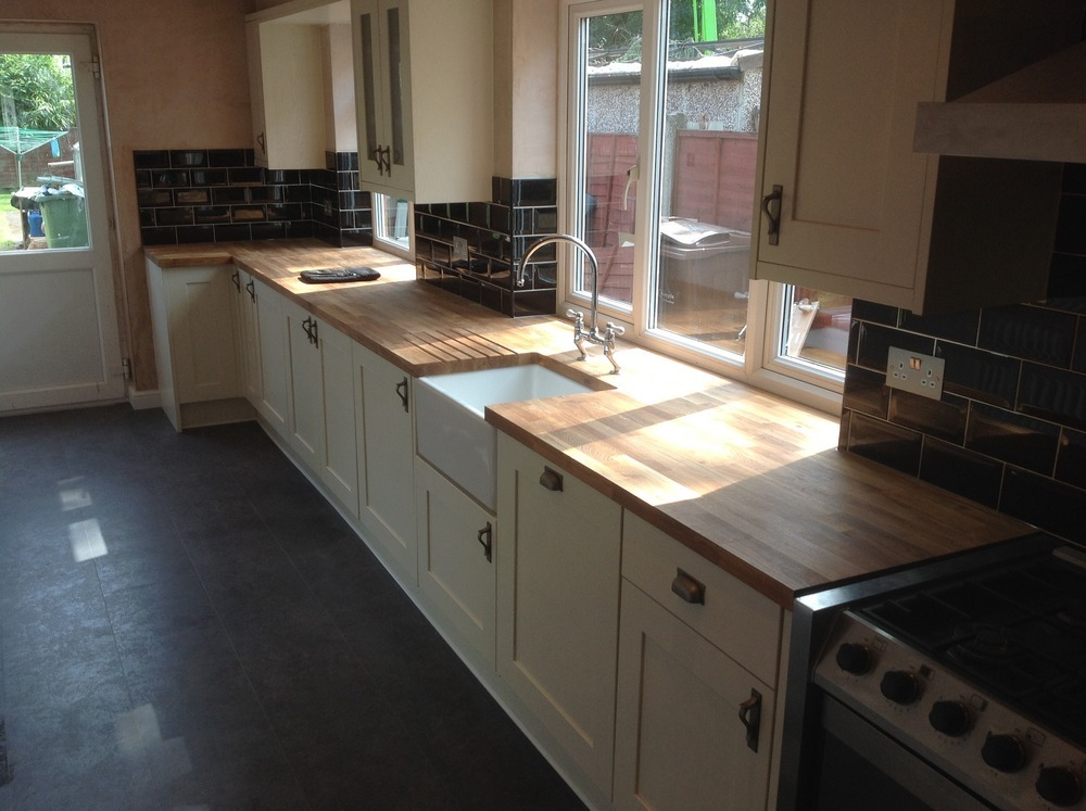 Steve Larke Carpentry Services 98 Feedback Kitchen Fitter Carpenter Joiner Tiler In Norwich