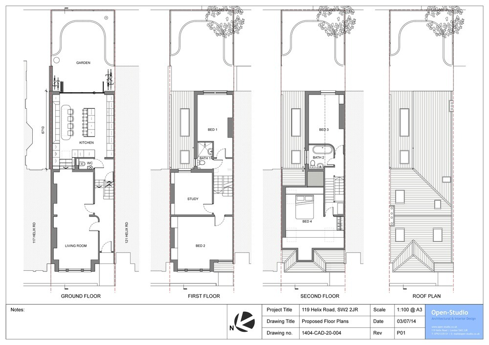 kitchen extension floor plans kitchen side return amp loft conversion brixton extensions 4746