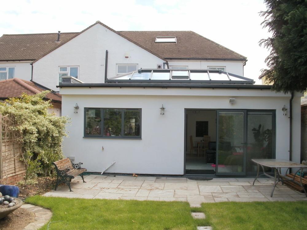 detached garage extension ideas - LMDS Architectural Services Ltd 100% Feedback