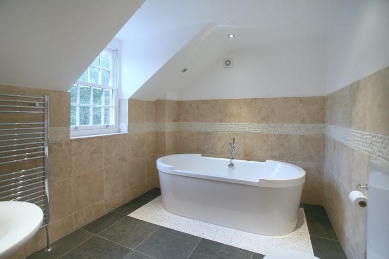 Elegant Stone Back Splash | Bathroom | Pinterest | Rustic Bathrooms, Ranch And Bath