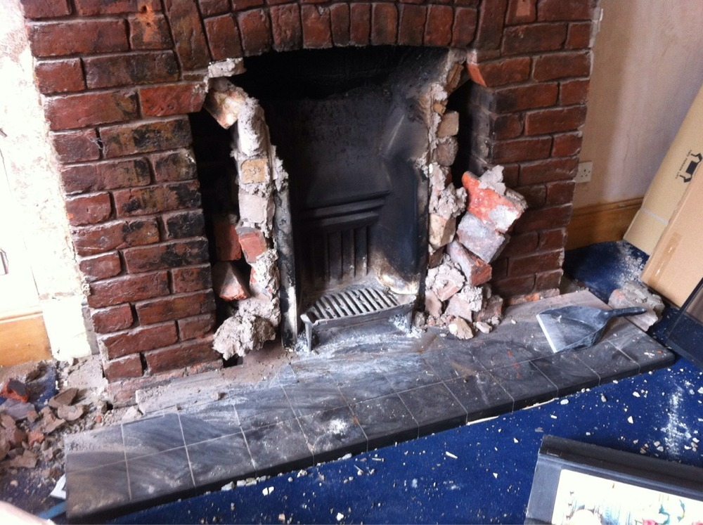 Fit Cast Iron Fireplace And Gas Fire Conversions
