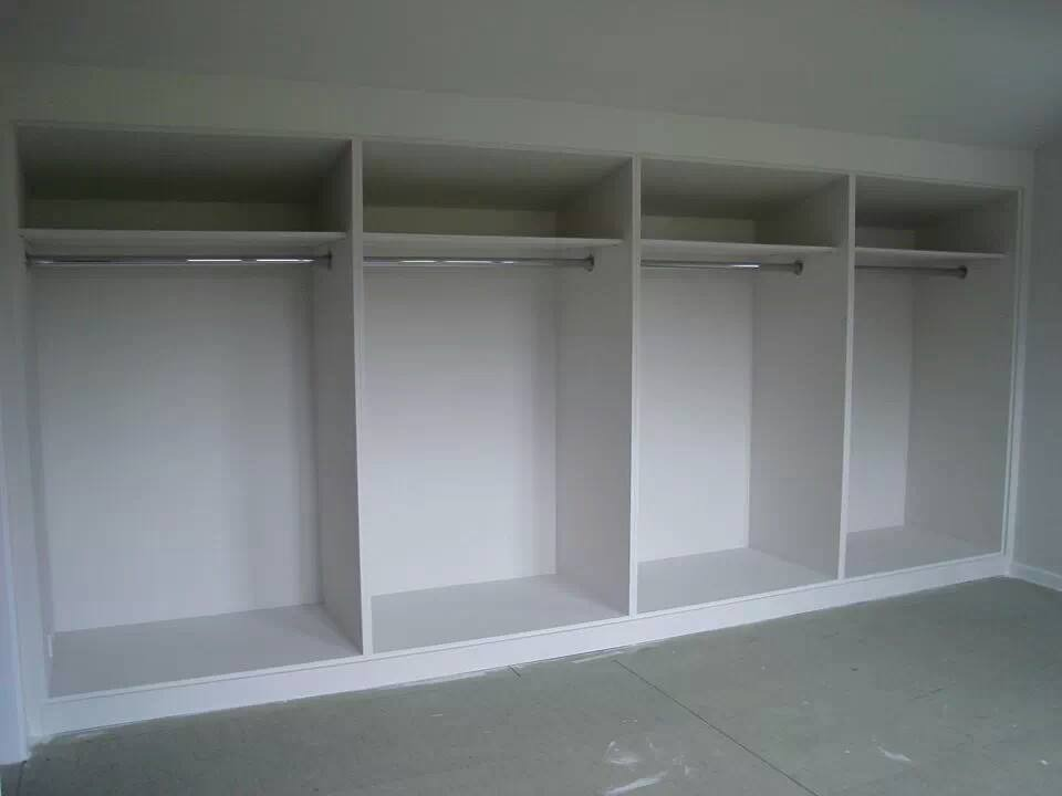To Build A Built In Wardrobe From Scratch Carpentry Joinery Job In Manchester Lancashire
