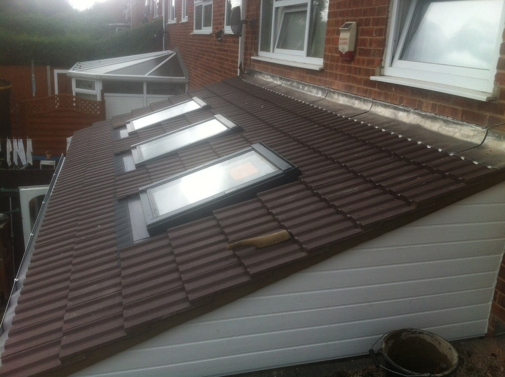 Sky Blue Roofing 99 Feedback Pitched Roofer Flat