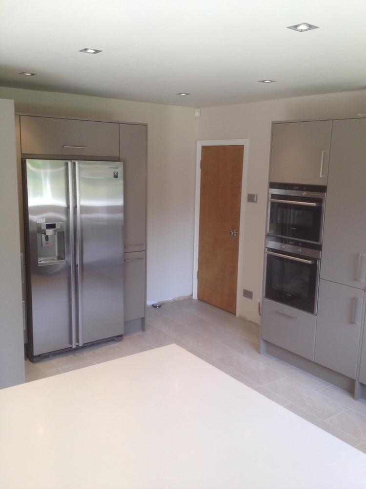 sleek interiors ltd 100 feedback kitchen fitter in nottingham