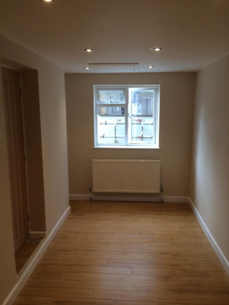 J p pocock general building home improvements 100 for Convert two door garage into one