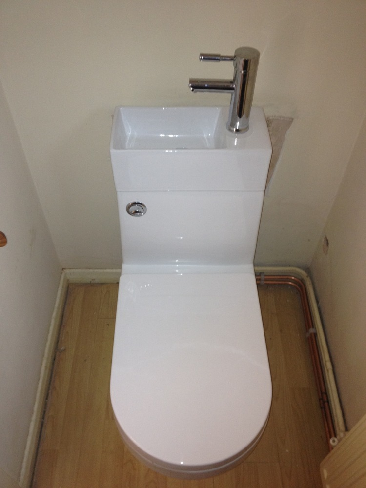 Image Result For Plumbing For Under Stairs Toilet